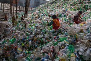reusar el plástico