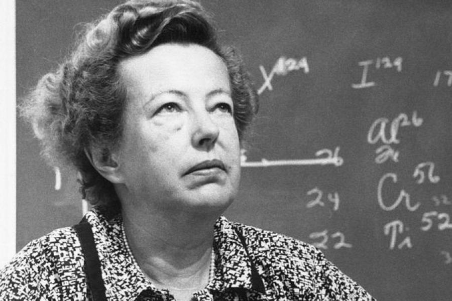 Maria Goeppert Mayer, la nobel de Física que explicó los «números mágicos» mientras investigaba sin que le pagaran