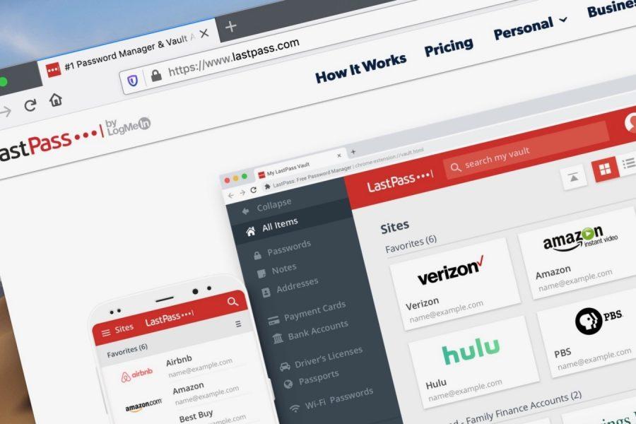 LastPass en el centro de atención debido a los rastreadores web