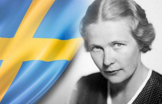 Alva Myrdal, la mujer que creó la Suecia moderna