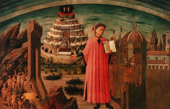"""""""La divina comedia"""" tan relevante 700 años después de la muerte de Dante"""